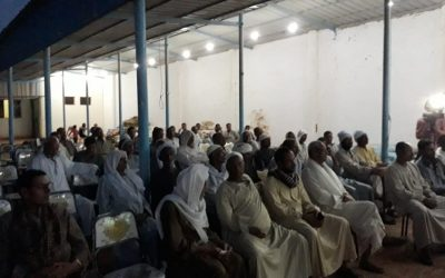 Local Farmers Flock to Egyptian Indra Launch