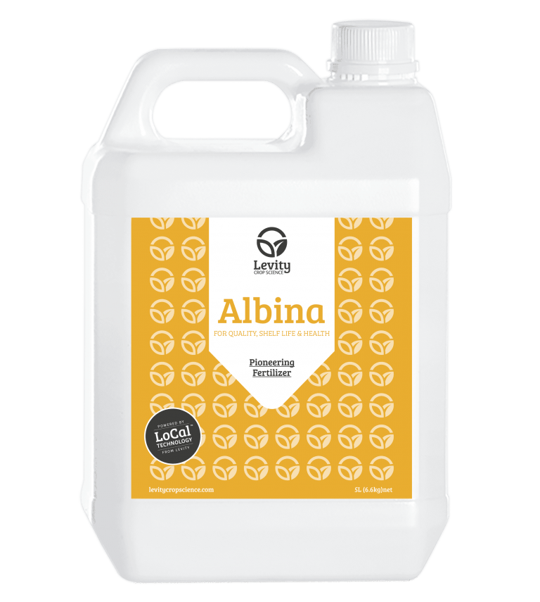 Albina Fertiliser Bottle