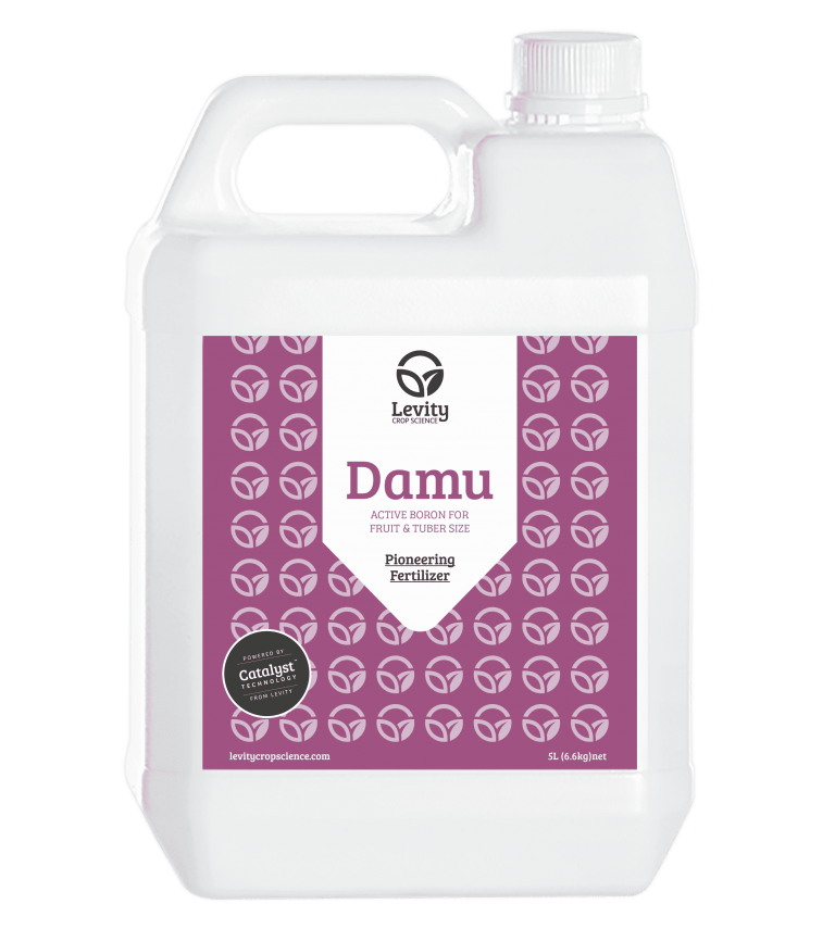 Damu Fertiliser Bottle