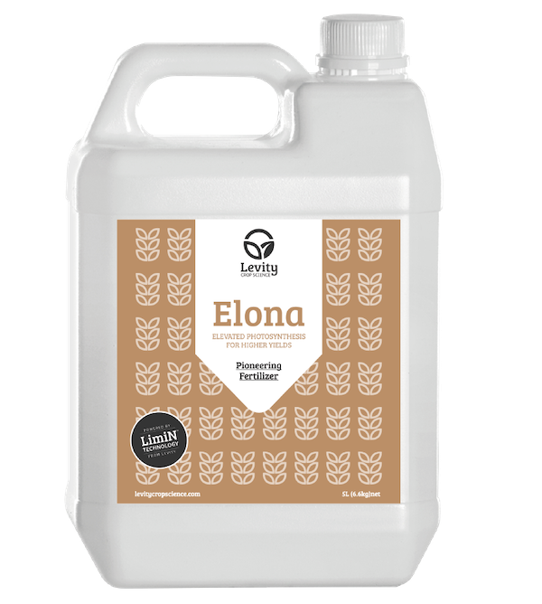 Label for Elona Fertiliser